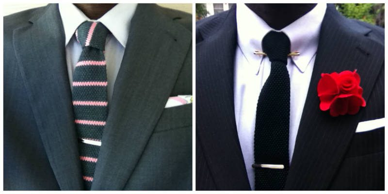 Guide To Knit Ties | How To Dress Neckties Up Or Down