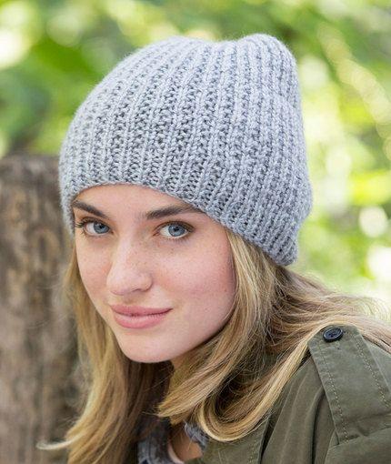 50 Free Easy Hat Knitting Patterns for Winter | Knitting | Pinterest