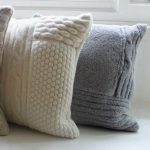 THE KNOW HOW ON MAKING KNITTED CUSHIONS