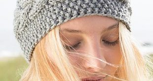 Free Knitting Pattern for Calisson Headband | Must. Knit. Soon