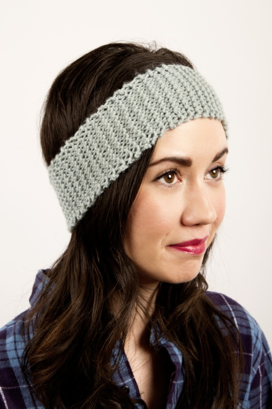 Newbie Knitted Headband by Kollabora | Project | Knitting / Hats