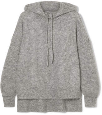 Womens Knit Hoodie - ShopStyle