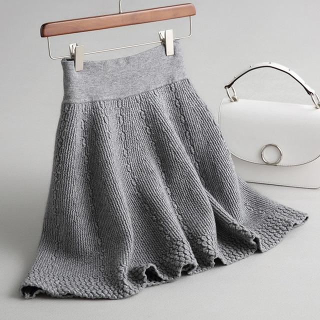 grey black beige autumn winter stretch high waist thernal warm