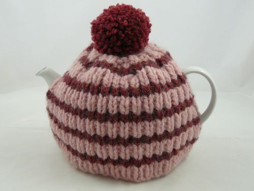 Knitted Tea Cozy Patterns | TEA COSIES | Pinterest | Knitting