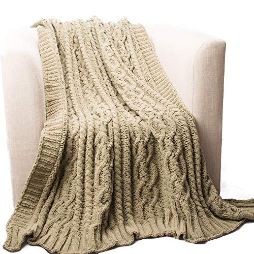 Knitted Throws: Amazon.com