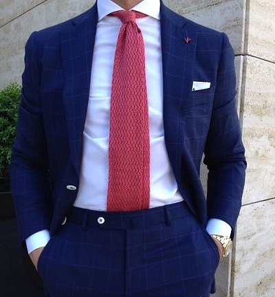 Knit Tie Guide - Everything You Need To Know About Knit ties -