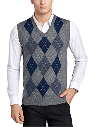 Redesign your wardrobe with the best ever knitted waistcoat this winter