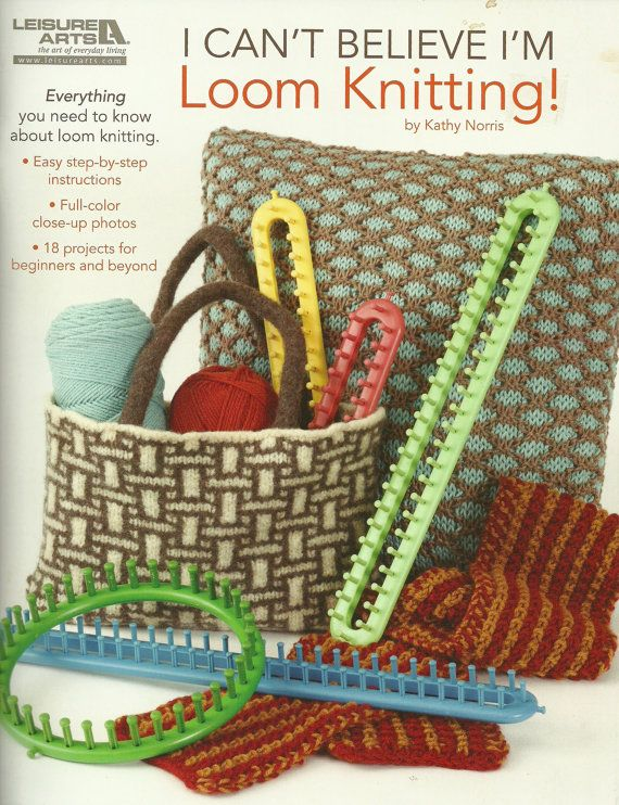 Loom Knitting Patterns for Beginners Step by Step | LOOM PATTERN