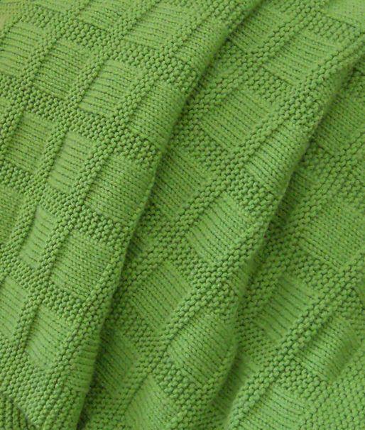 Free Knitting Patterns for Baby Blankets   Knitting   Knitting