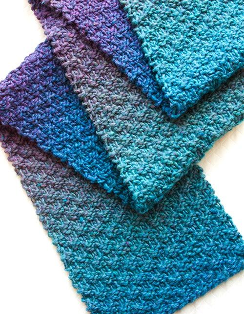9 Free Scarf Patterns in Knit or Crochet! | DIY/Crafts and Life