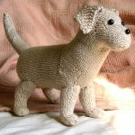 Comfortable Knitting Patterns for the   Dogs