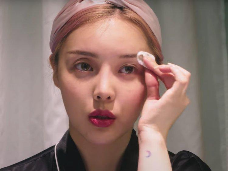 Korean makeup artist breaks down her routine for getting flawless