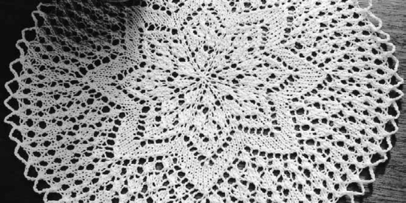 Lace Knitting Patterns: What Does 'No Stitch' Mean? | Interweave