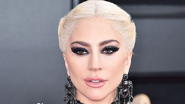Lady Gaga: No Makeup u2014 'A Star Is Born' Makeover: Brown Hair For