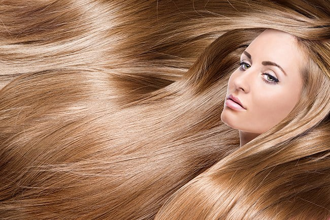 The Latest Hair Trend: Wear Your Hair Long and Wash it Less
