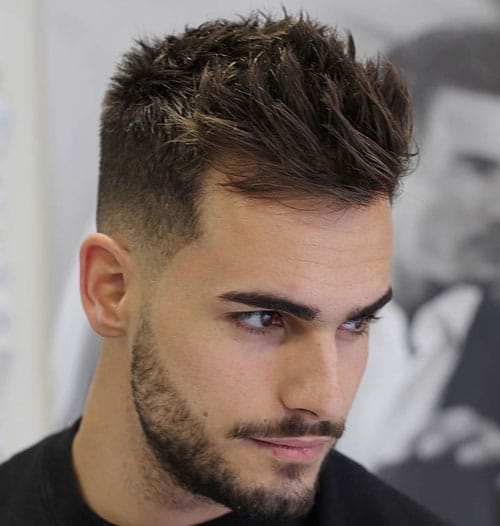 Change various looks with some latest   hairstyles for men