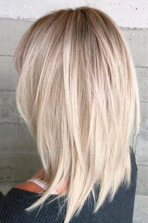 Latest Medium Length Layered Hairstyles - Haircuts | Hair! | Hair