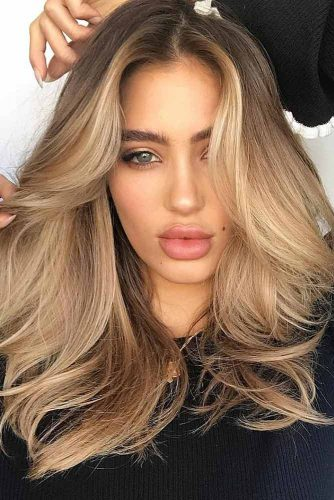70+ Sexy Light Brown Hair Color Ideas | LoveHairStyles.com