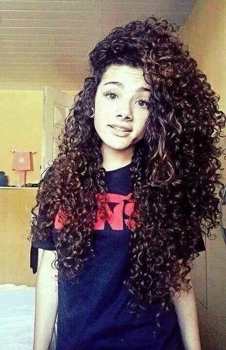 Best Long Curly Hairstyles 2018 - Best Curly Hairstyles