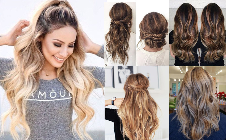50 Amazing Long Hairstyles & Cuts 2019 - Easy Layered Long Hairstyles