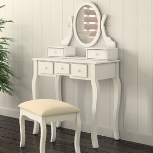 Makeup Tables and Vanities You'll Love | Wayfair