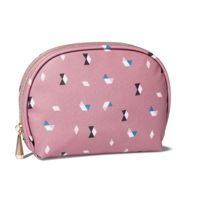 Sonia Kashuk™ Round Top Makeup Bag - Pink Cat : Target