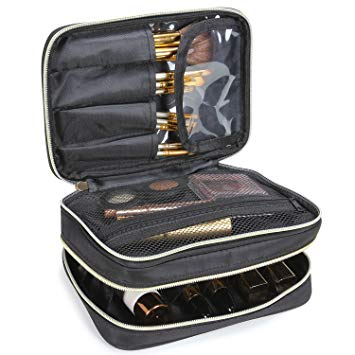 Amazon.com : Lifewit Travel Makeup Case, Makeup Bag, Cosmetic