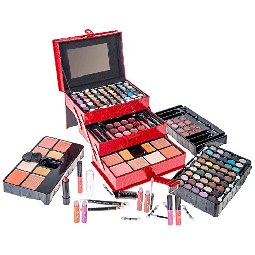 Makeup Box with Makeup: Amazon.com