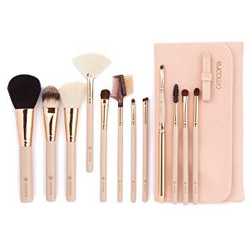 Amazon.com: amoore Makeup Brushes 12pcs Makeup Brush set Makeup