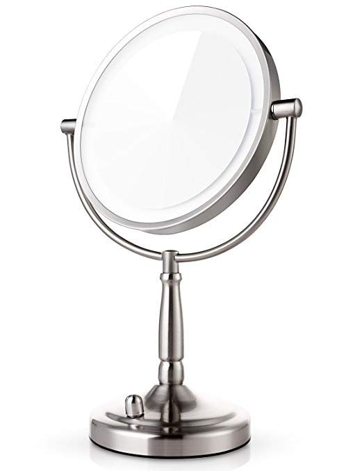 The advantages of using a makeup mirror