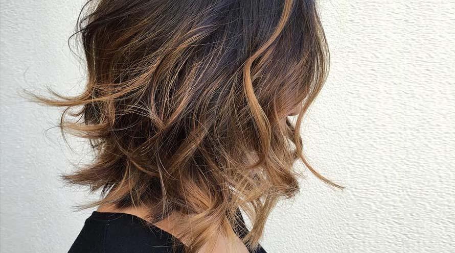 Medium Length Hairstyles for Every Hair Type u2013 Hair Tips u2013 Garnier