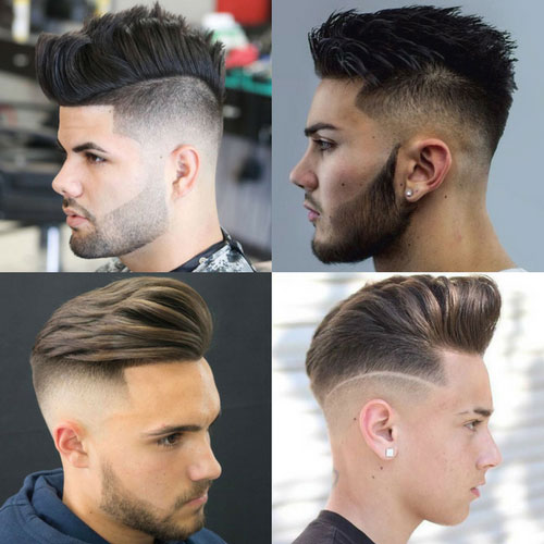 Top 35 Popular Men's Haircuts + Hairstyles For Men (2019 Guide)