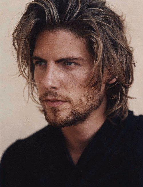 15 Most Sexy Long Hairstyles for Men