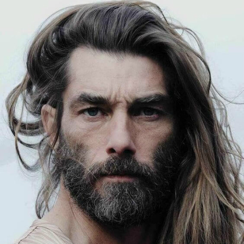 45 Rebellious Long Hairstyles for Men | MenHairstylist.com Men