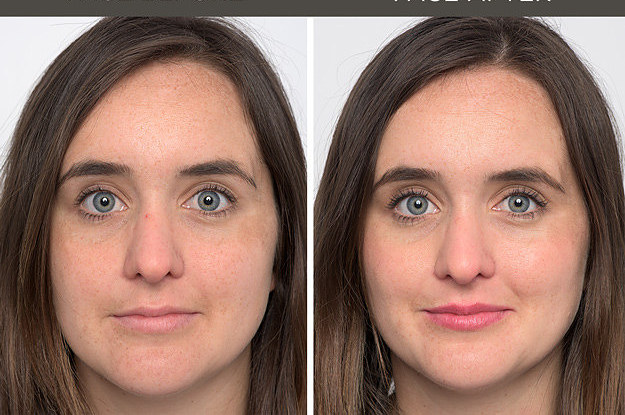 We Tried Natural Makeup Looks To Show Men What