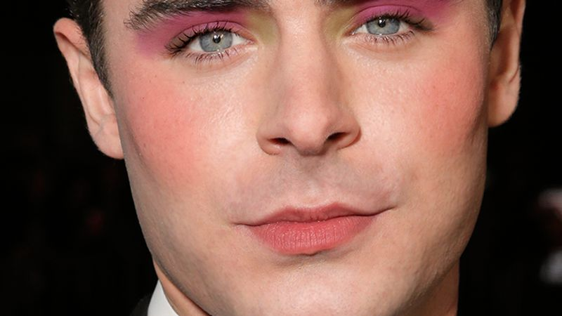 The Trouble With Male Make-Up