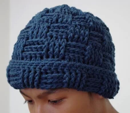 25+ Easy and Free Patterns to Make a Men's Crochet Hat | Guide Patterns