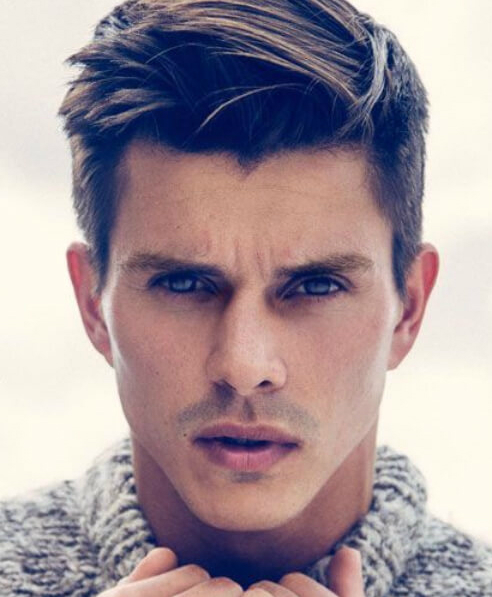 50 Handsome Classic Mens Hairstyles | MenHairstylist.com Men Hairstylist