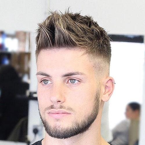 10 Men's Hairstyles For Summer 2018 u2013 LIFESTYLE BY PS