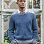 Attractive Men's knitting patterns