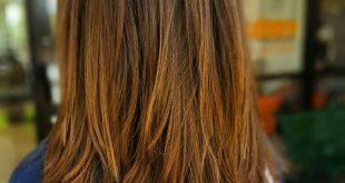 40 Amazing Medium Length Hairstyles & Shoulder Length Haircuts