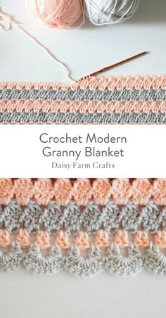 20 Best Modern Crochet Patterns images in 2019 | Yarns, Crochet