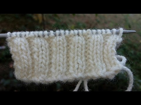 Knitting Patterns Modern How to Knit a Border | Border Design # 33