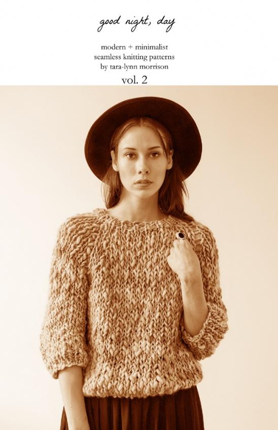 good night, day : modern & minimalist knitting patterns
