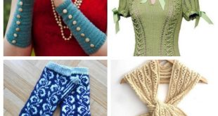 12 Modern Knitting Projects Inspired by Vintage Patterns