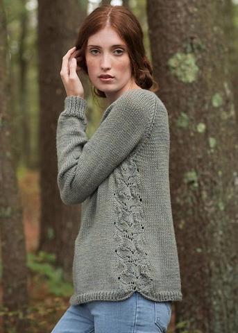 Modern Classic Sweaters: 5 Free Knitting Patterns