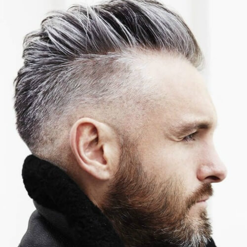 55 Edgy or Sleek Mohawk Hairstyles for Men - Men Hairstyles World