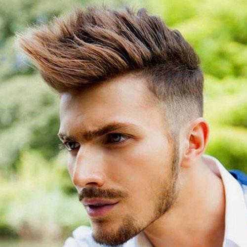 Mohawk Fade Haircut 2019   Men's Haircuts + Hairstyles 2019