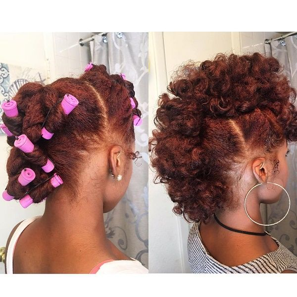 20 Showy Natural Hairstyles that you can DIY | natural hairstyles