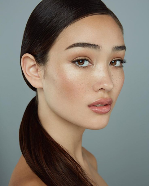 How to easily do a natural makeup look for Asian beginners (2018